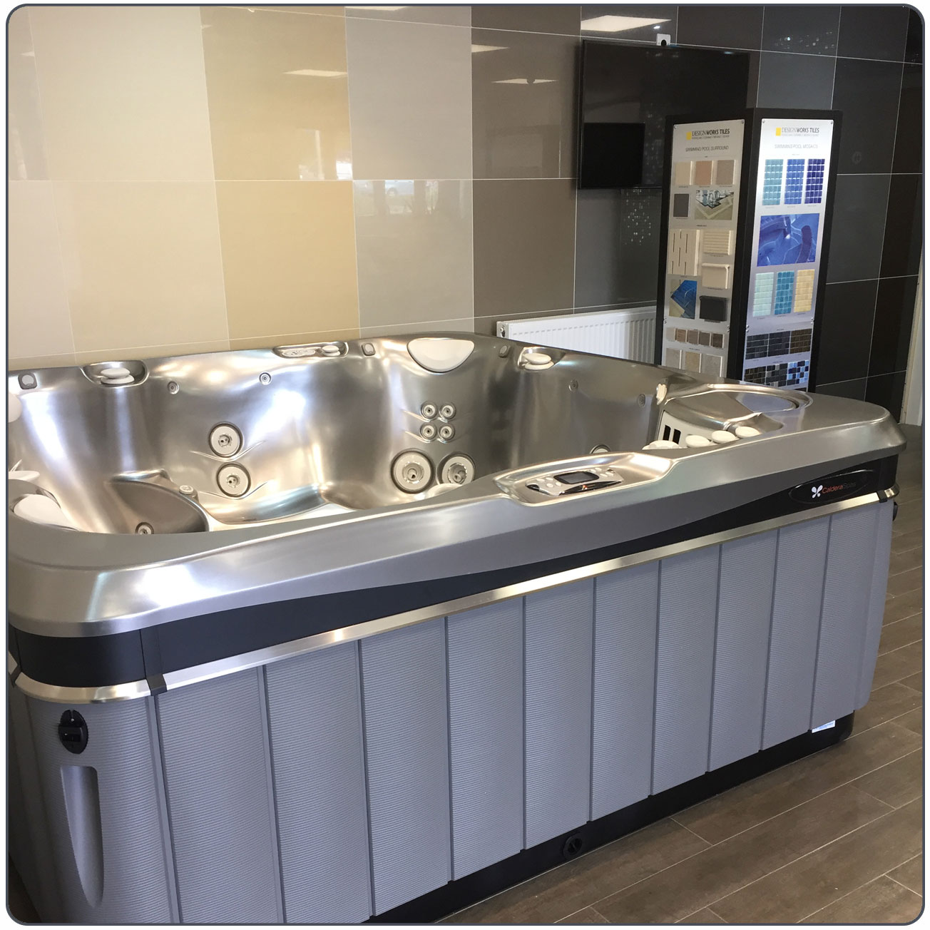 Hot Tub Showroom Devon