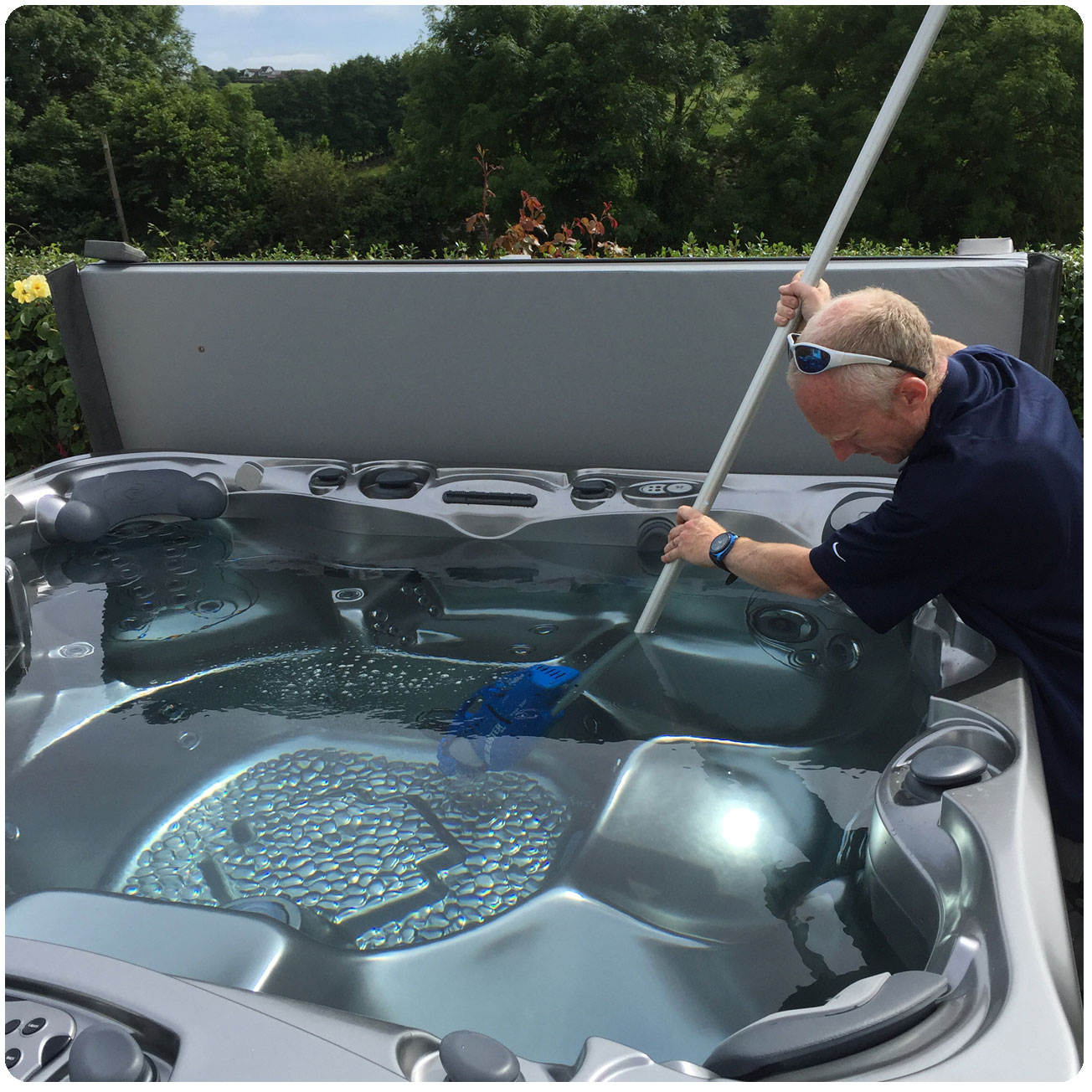 Swimming Pool Servicing Devon